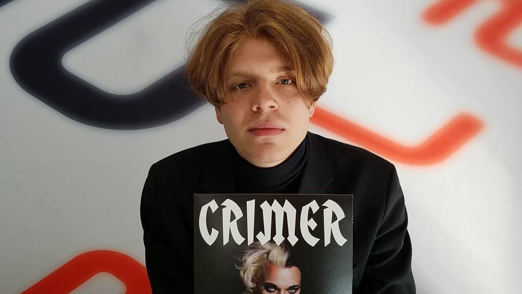 Crimer: Newcomer pflegt den 80er Synthie-Pop