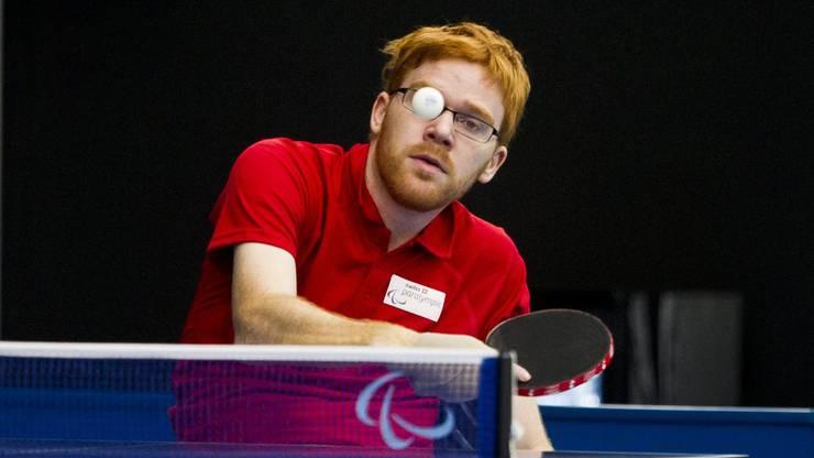 Bronze an Para-Tischtennis-EM: Erstmals in seiner Karriere gewann Silvio Keller an internationalen Titelkämpfen eine Medaille.