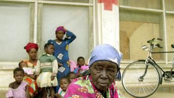 Im Kongo sind erneut zahlreiche Menschen Opfer von Überschwemmungen geworden. (Archivbild)