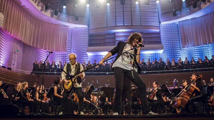 Die legendäre Band Foreigner wird am St. Peter at Sunset auftreten.