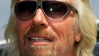 Der britische Milliardär Richard Branson (Archiv)