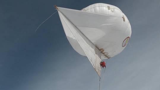 Davos: Fesselballon vermisst die Wolken