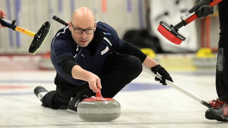 Die Finalrunde im Visier: Jean-Nicolas Longchamp von Uitikon Waldegg.