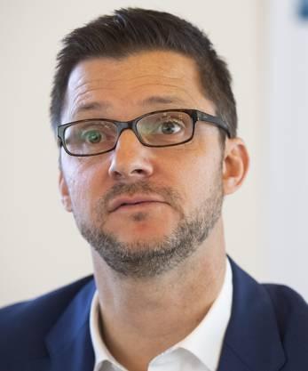 Beat Bechtold, Direktor der Aargauischen Industrie- und Handelskammer