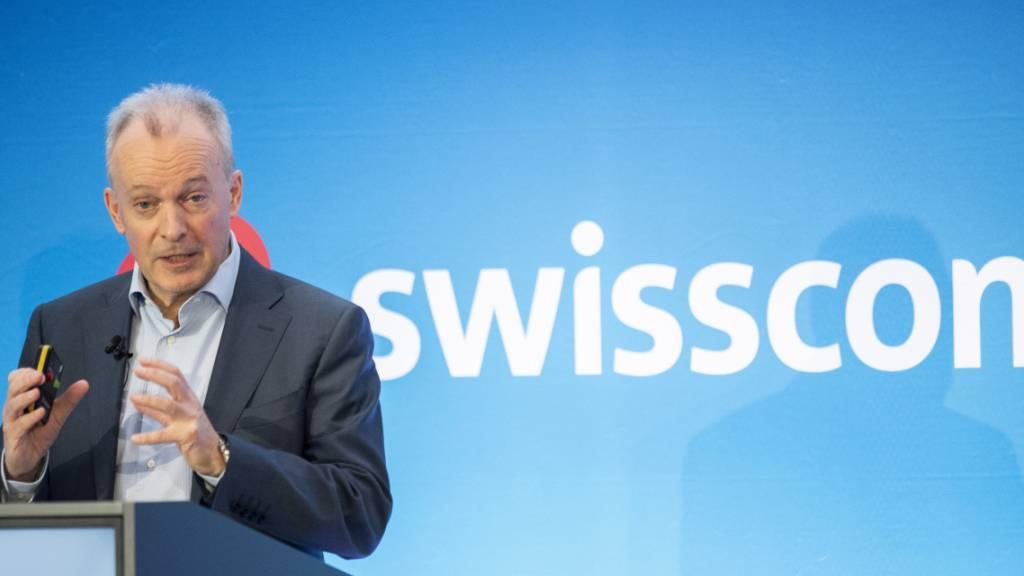 Swisscom steigert nach neun Monaten Umsatz und Gewinn