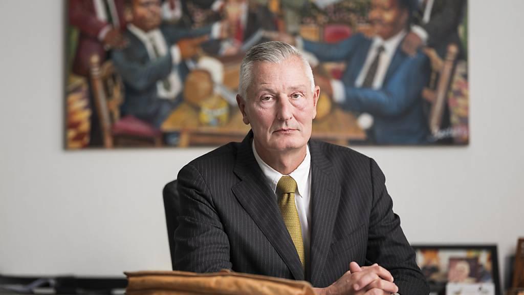 Der Schweizer Botschafter in den USA, Jacques Pitteloud, hat die Erwartungen an die neue US-Regierung bei der Zusammenarbeit mit der Schweiz gedämpft. (Archivbild)