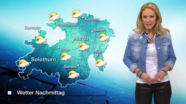 Das Wochenende verspricht nur wenig trockene Momente: Wetterprognosen vom Freitag, 1. Mai.