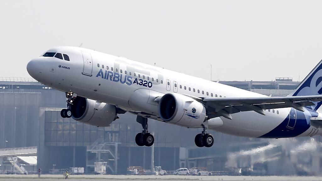 Airbus übertrifft Gewinnerwartungen