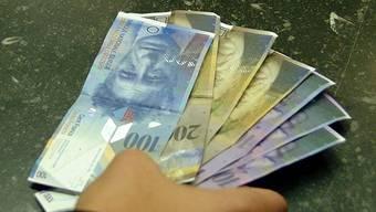 Das Sparpotenzial im Aarauer Budget wird auf 4 Millionen geschätzt. (Symbolbild)