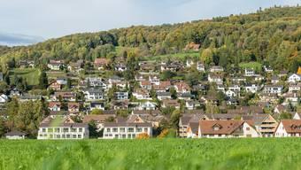 Blick auf Niederweningen: Die Fusion mit drei Nachbargemeinden droht wegen Schleinikon zu scheitern.  Sandra Ardizzone