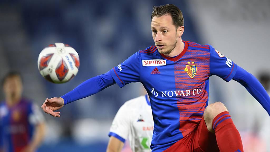 Luca Zuffi wechselt zu Sion