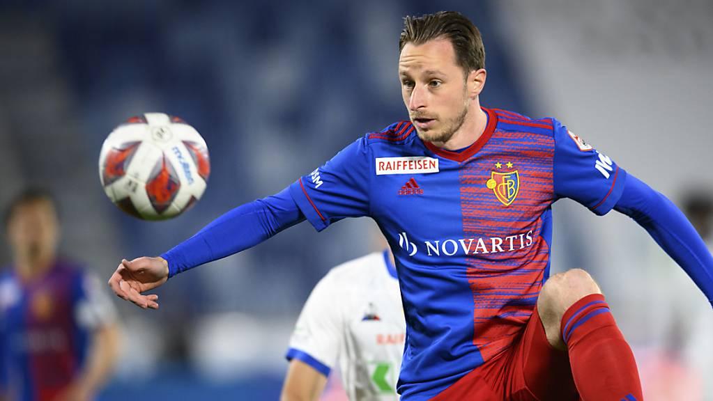 Luca Zuffi zieht zum FC Sion.