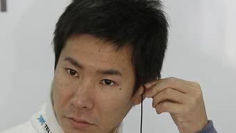 Kamui Kobayashi dürfte in die Formel 1 zurückkehr zu Caterham.