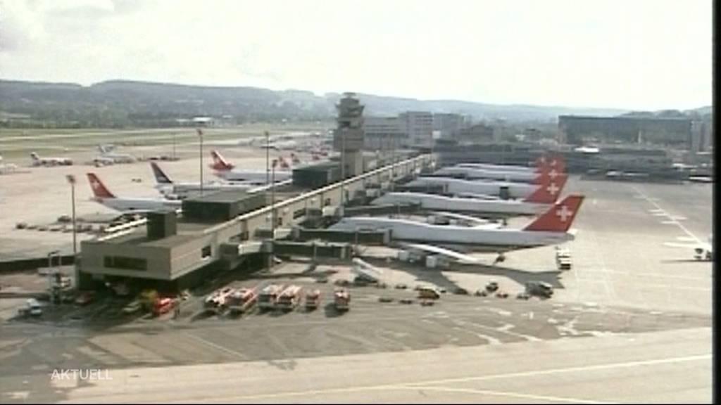 20 Jahre Swissair Grounding