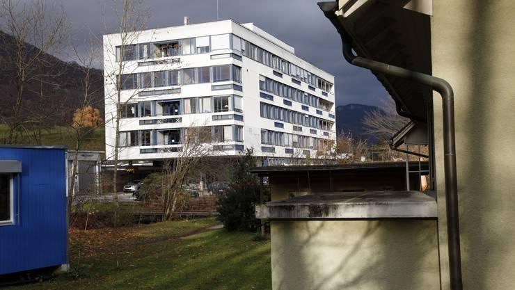 Der Spital Niederbipp.