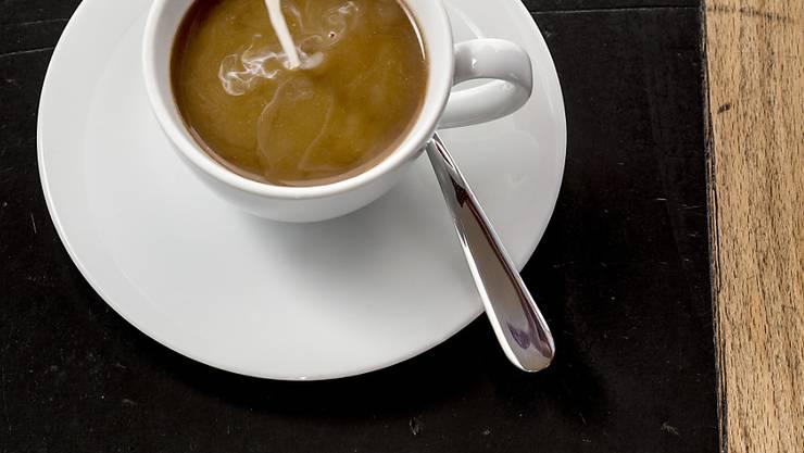 In Italien ist man sich andere Preise für den Morgenkaffee gewohnt.