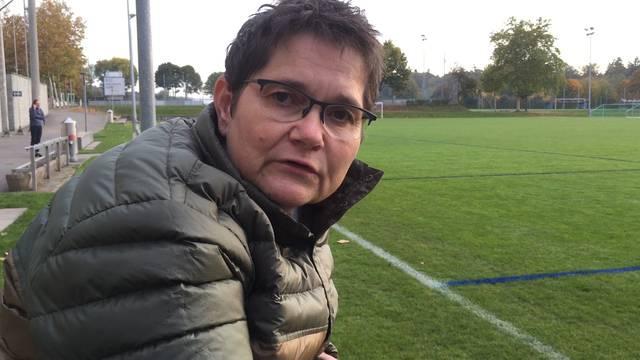 Jacqueline Strauss spricht im Interview über ihre gemeinnützige Arbeit beim FC Baden