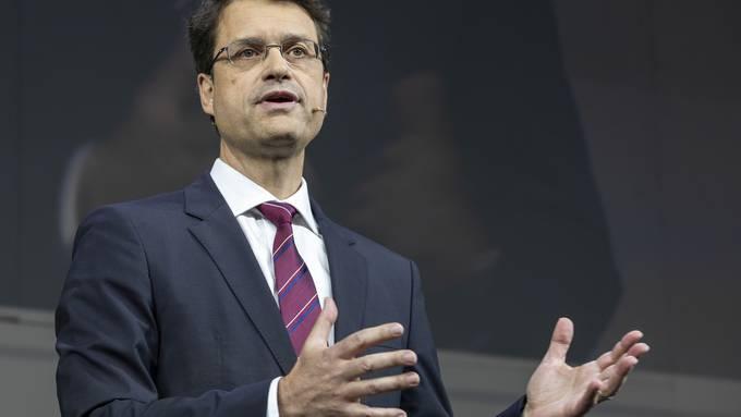 Treibt das digitale Geschäft voran: BKB-CEO Basil Heeb.