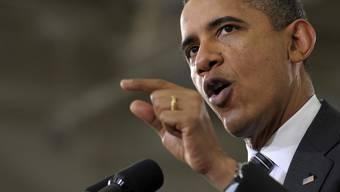 Präsident Obama will die Reichen in die Pflicht nehmen (Archiv)