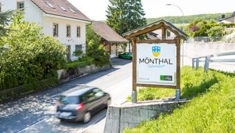Nur in Mönthal steigt der Steuerfuss um 8% von 107% auf 115%.