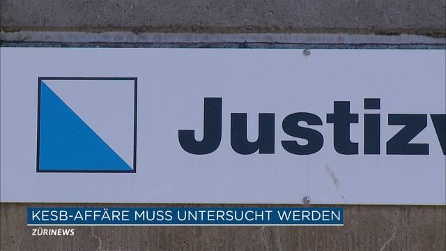KESB-Affäre: Obergericht ermittelt gegen fünf Beamte