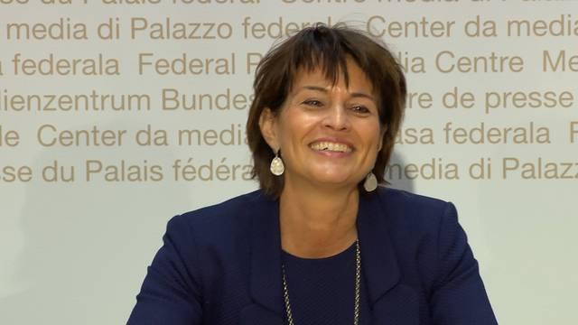 Alt-Bundesrätin Doris Leuthard wird Coop-Verwaltungsrätin