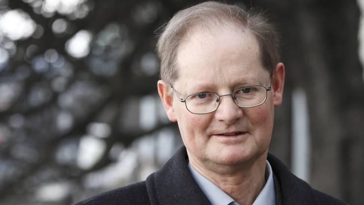 Bis Ende Monat noch katholischer Generalvikar für die Kantone Zürich und Glarus: Josef Annen.
