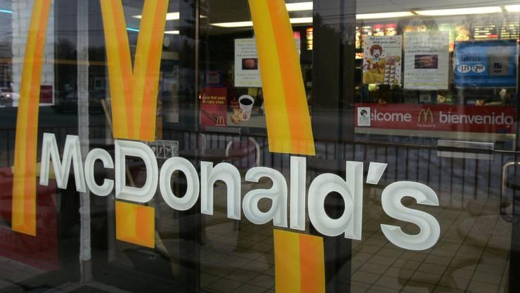 Wie der Gemeinderat Schafisheim mitteilt, gibt er grünes Licht für den Bau des elften McDonald's im Kanton Aargau. (Symbolbild)
