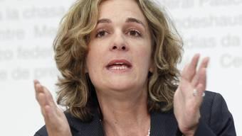 Als Nationalrätin schweizweit bekannt: Nun haben die Stadtberner Sozialdemokraten Ursula Wyss für die Gemeindeexekutive nominiert. (Archiv)