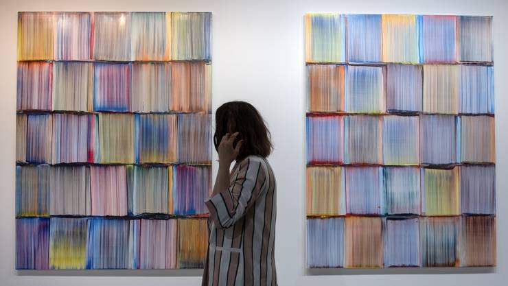 «Die Art Basel ist nicht langfristig gesichert. Die Digitalisierung steckt im Kunstmarkt erst in den Anfängen.»