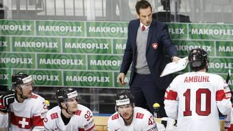 Nati-Coach Patrick Fischer