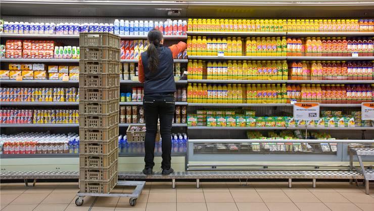 Markenprodukte haben hierzulande einen schweren Stand: Laut dem Verband Promarca sind Eigenmarken nirgendwo stärker vertreten als im Schweizer Detailhandel.