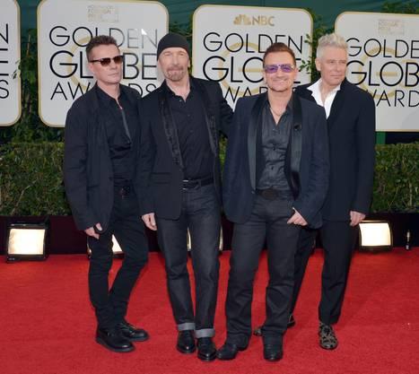 U2: Seit Jahren gibt es Gerüchte über ein neues Album, im April dürfte es endlich soweit sein.