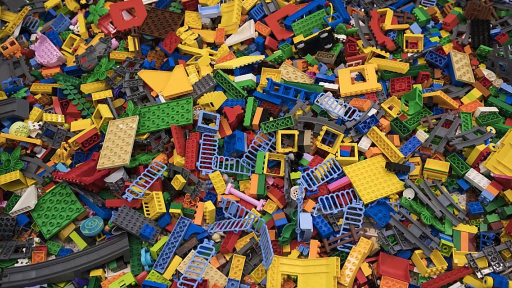 Satter Gewinn für Lego dank starker Nachfrage