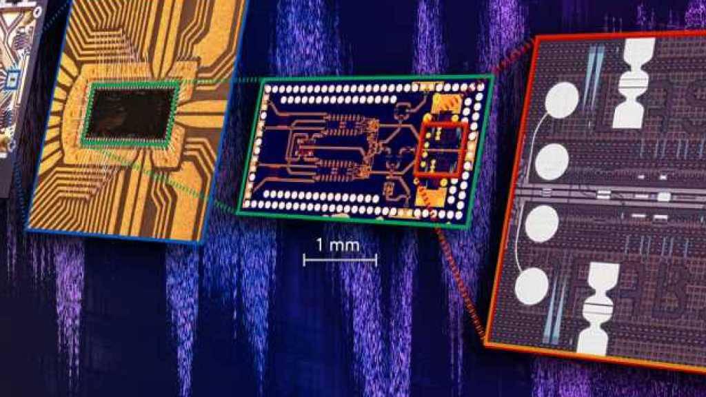 ETH baut den superschnellen Chip der Zukunft