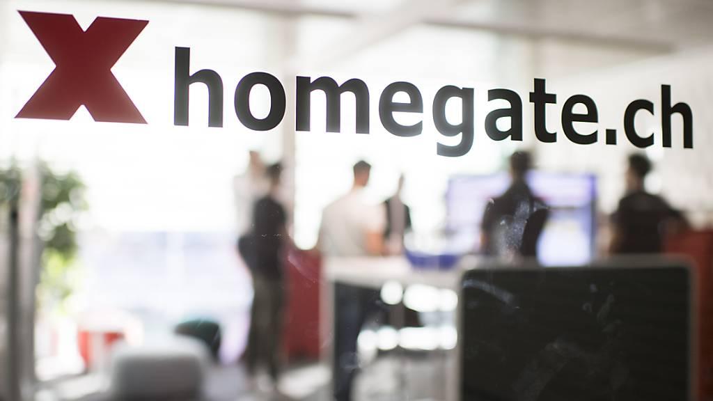Die UBS erweitert ihre digitale Hypothekenplattform «key4» um eine Zusammenarbeit mit der Immobilienplattform Homegate. Durch die Verknüpfung der beiden Plattformen soll der Prozess der Immobiliensuche vereinfacht werden. (Archivbild)