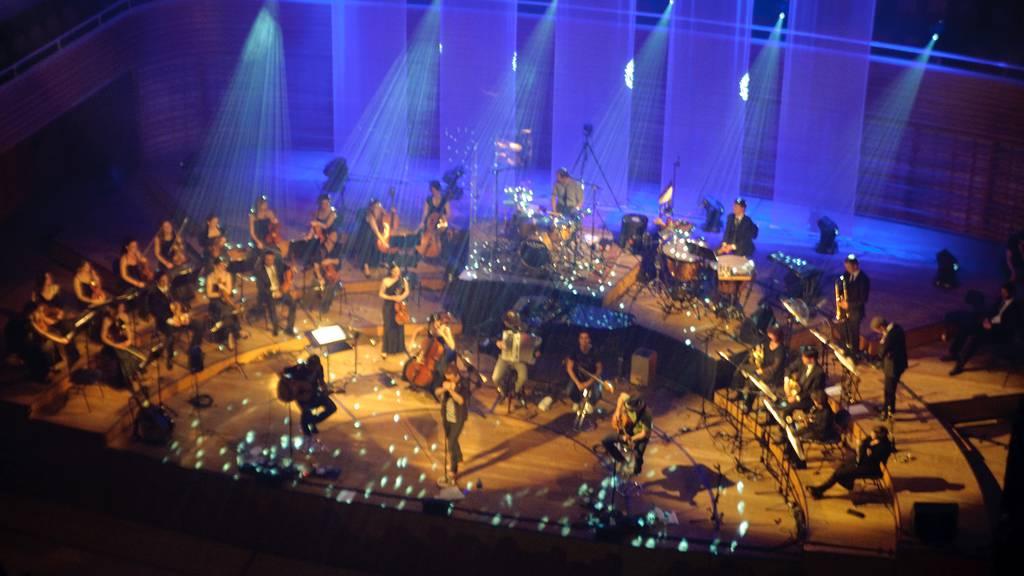 2010: Dada Ante Portas und das 21st Century Orchestra
