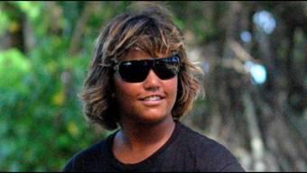 Opfer einer Hai-Attacke: Jimmy «Ulu Boy» Napeahi