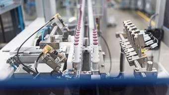 Die EU lässt die Schweiz zappeln: Ab dem 27. Mai können Schweizer Medizinaltechnikprodukte – im Bild Injektionspens der Firma Ypsomed – nicht mehr so einfach wie heute in die EU importiert werden.