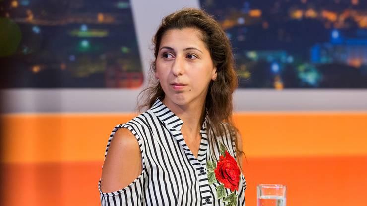 Nach ursprünglicher Ablehnung eingebürgert: Funda Yilmaz aus Buchs.