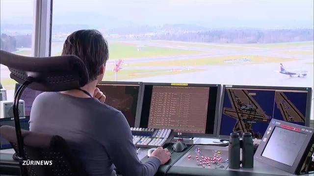Kann der Fluglotse des Beinahe-Unfalls bestraft werden?