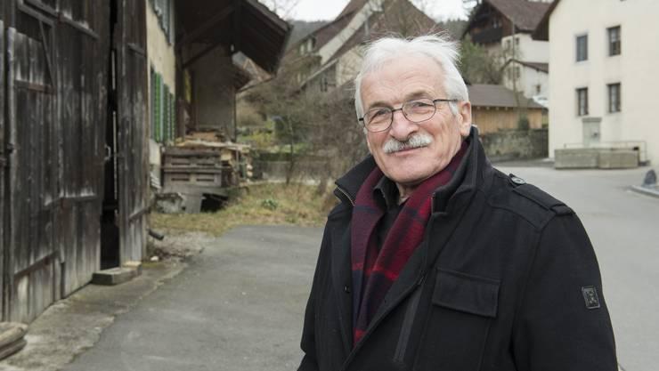 Alte Dokumente auf dem Dachboden waren der Ursprung von Armin Käsers Begeisterung für die Dorfgeschichte.