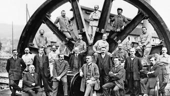 Bild: Historisches Archiv ABB Schweiz, N.1.1.9631