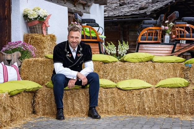 Marco Fritsche moderiert die Sendung schon seit über zehn Jahren.