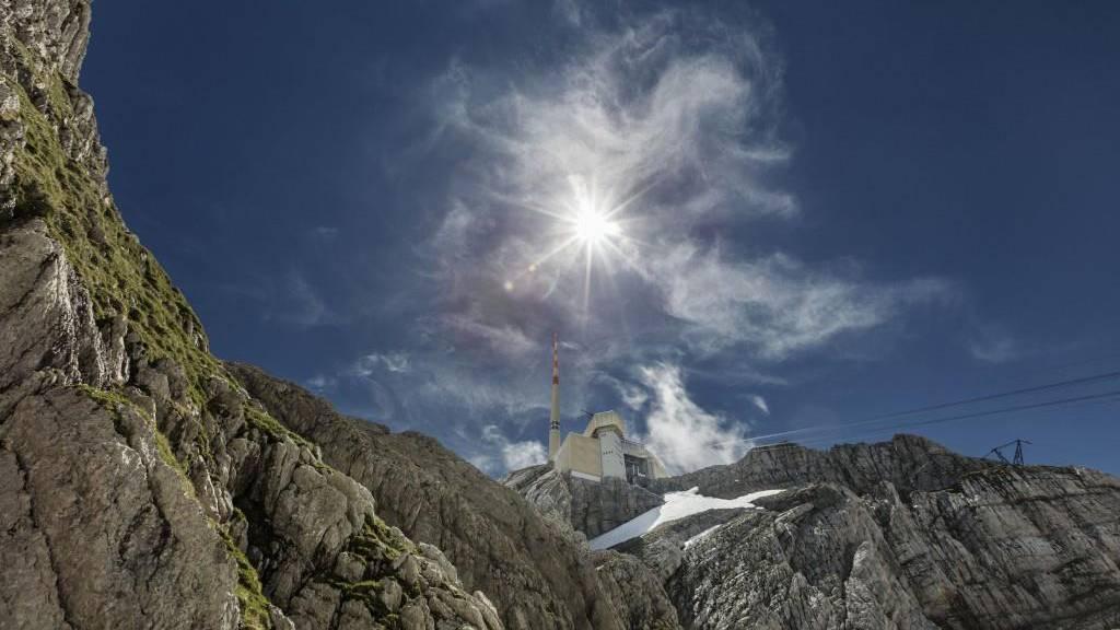 Wer Sonne will, muss in die Berge