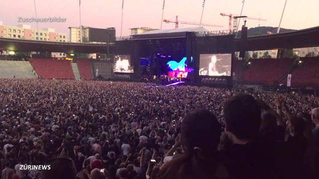 Depeche Mode rocken Zürich