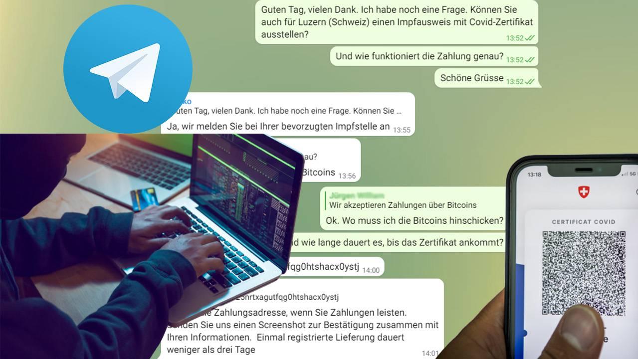 Pilatustoday Testet Das Impfzertifikat Gegen Bitcoins Argoviatoday