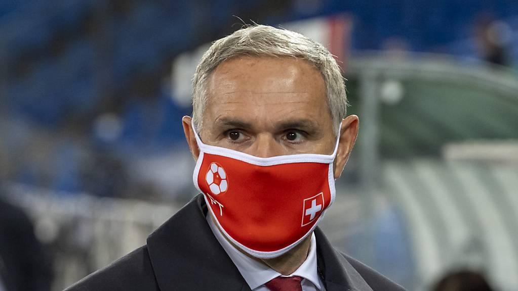 Pierluigi Tami ist seit Sommer 2019 als Direktor der Schweizer Nationalmannschaft tätig