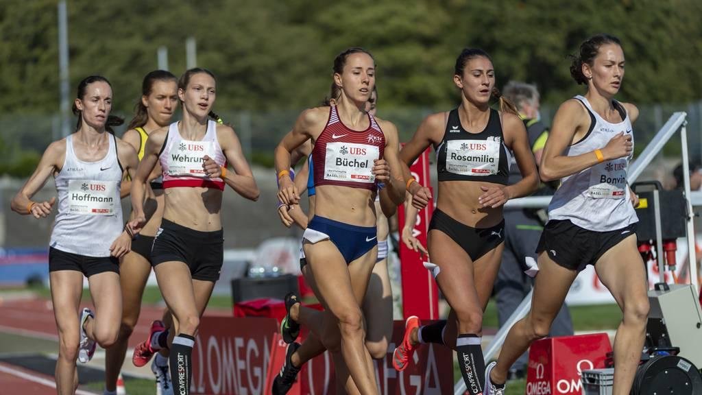 Bronze für Aarauerin Rosamilia an den Schweizer Meisterschaften