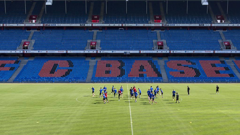 Die UEFA gibt grünes Licht für das Achtelfinal-Rückspiel der Europa League im St.-Jakob-Park.